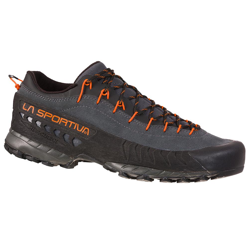 La Sportiva TX4 Men Carbon/Flame Velikost: 45 pánské boty