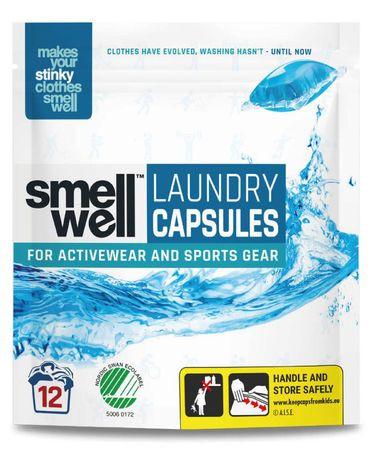 Smell Well kapsle na praní