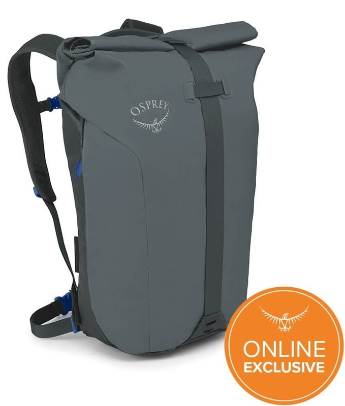 Osprey Transporter Roll - pointbreak grey