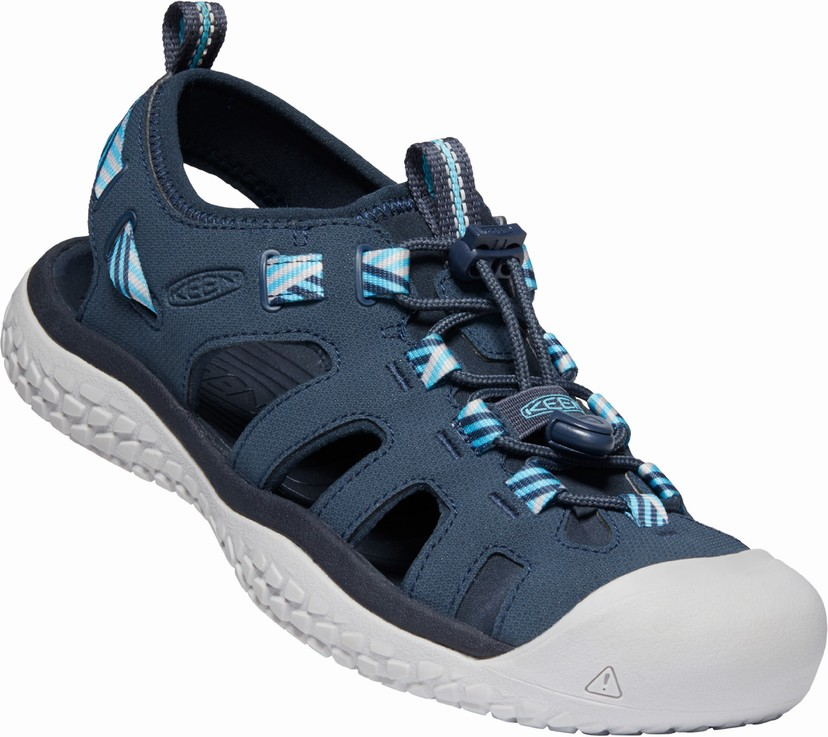 Keen SOLR SANDAL W navy/blue mist Velikost: 37 dámské boty