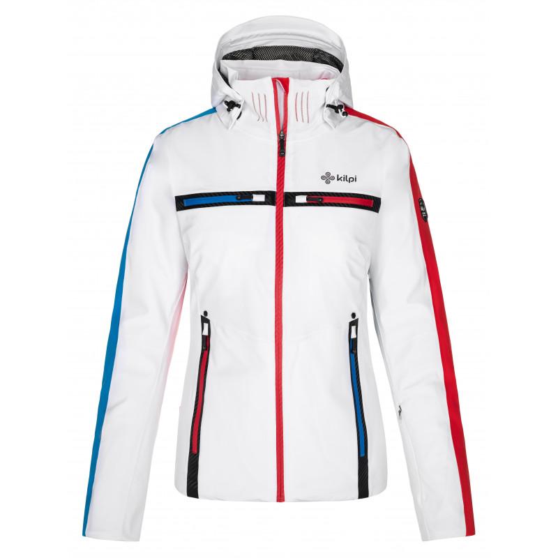 Kilpi Hattori-w bílá Velikost: 44 dámská bunda