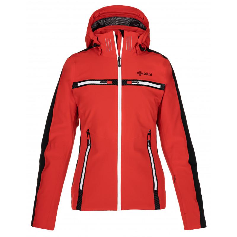 Kilpi Hattori-w červená Velikost: 44 dámská bunda