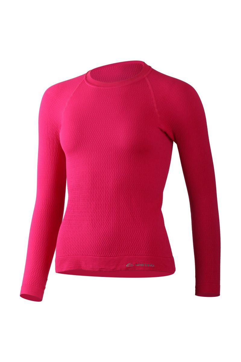Lasting dámské funkční triko ZAPA růžové Velikost: L/XL