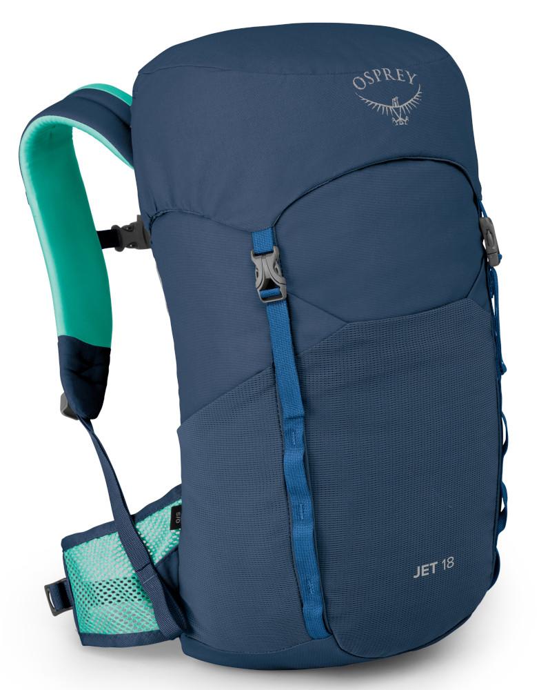 Osprey JET 18 II wave blue batoh