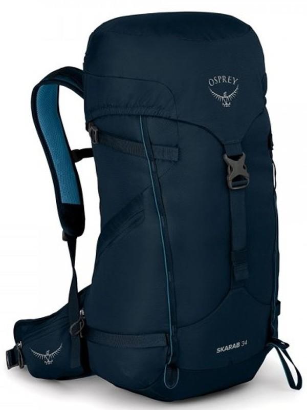 E-shop Osprey SKARAB 34 deep blue batoh