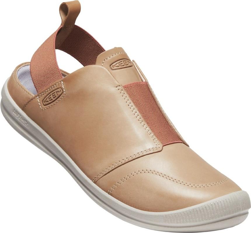 Keen LORELAI II SLIP-ON WOMEN tan/brick dust Velikost: 37,5 dámské boty