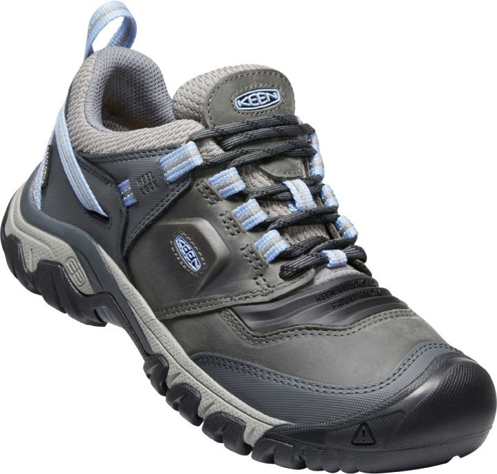 Keen RIDGE FLEX WP WOMEN steel grey/hydrangea Velikost: 37 dámské boty