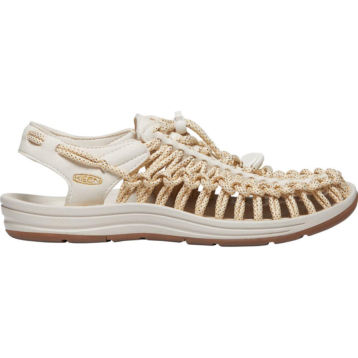 Keen UNEEK WOMEN gold/birch Velikost: 37 dámské sandály