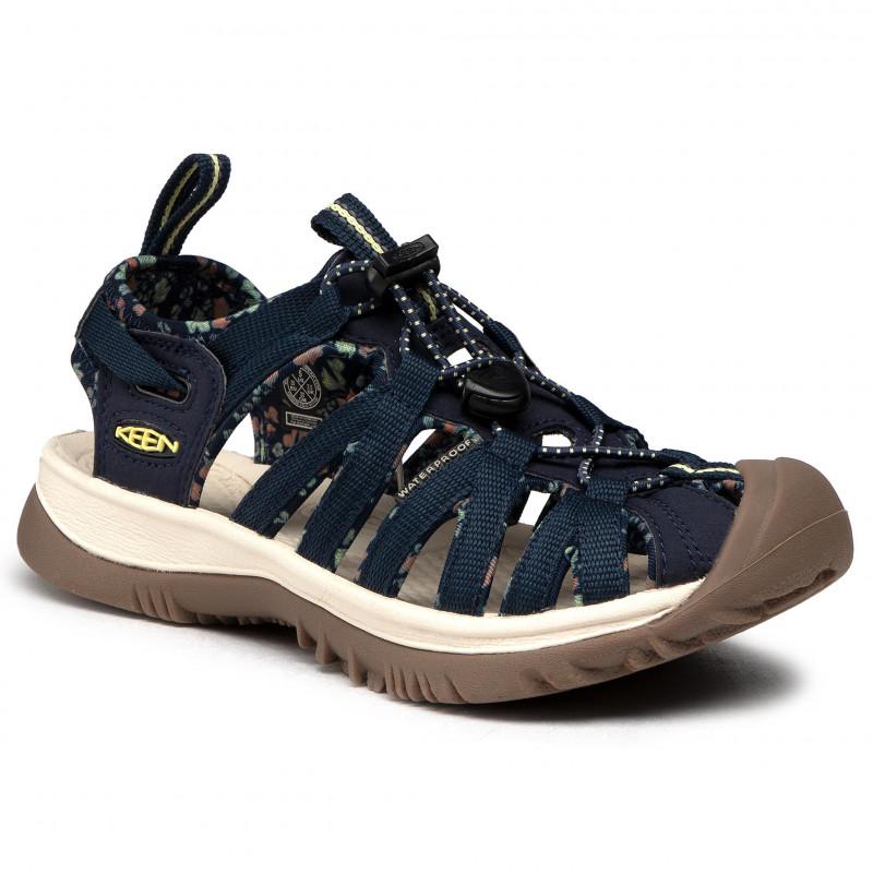 Keen WHISPER WOMEN navy/birch Velikost: 39 dámské sandály