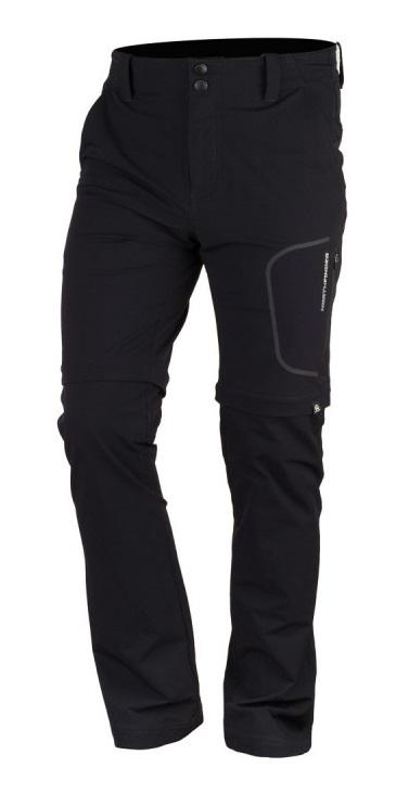 E-shop Northfinder pánské kalhoty KAKELO black NO-3693OR-269