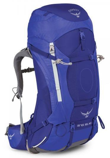 Osprey ARIEL AG 55 tidal blue Velikost: WM batoh