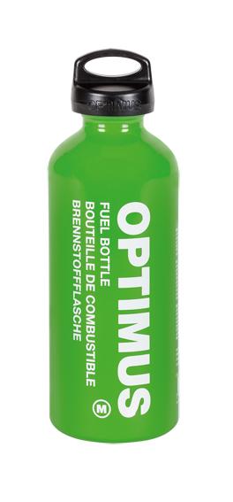 Optimus Fuel Bottle 0,6 l (s dět. poj.)
