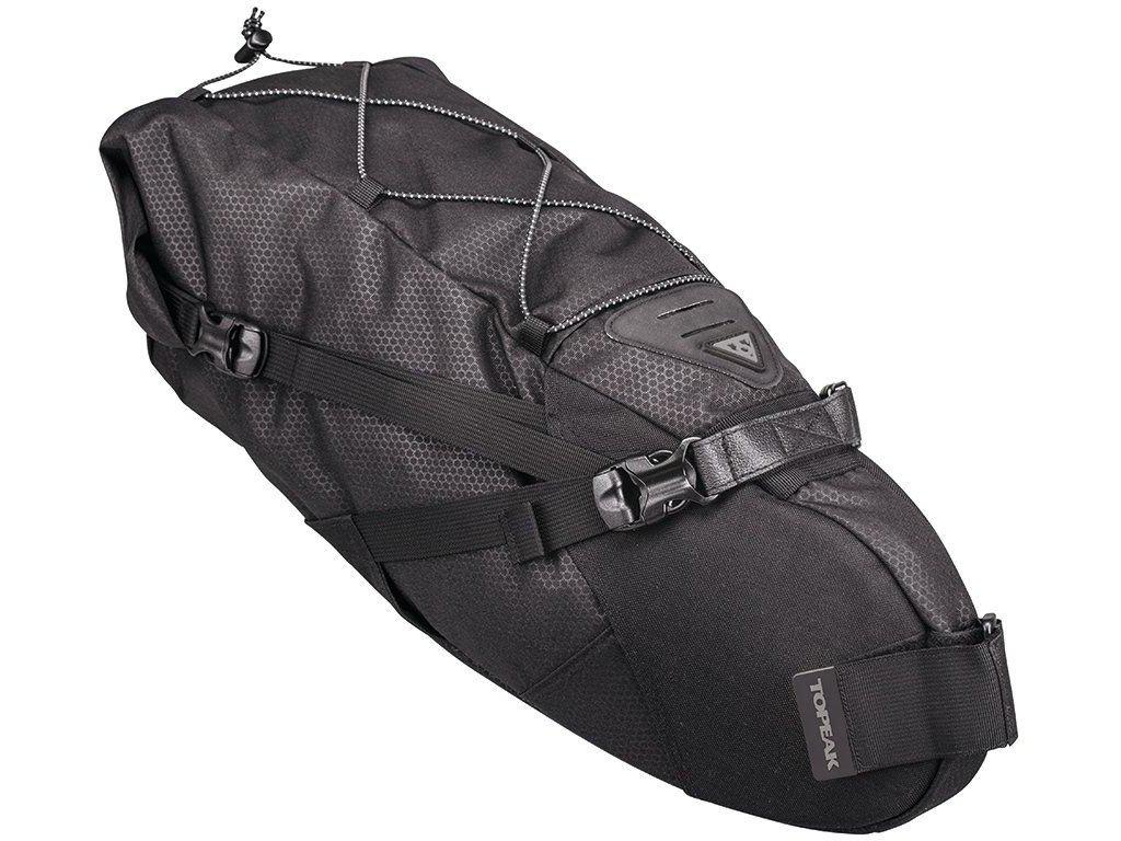 topeak bikepacking backloader rolovaci brasna na sedlovku 15l cerna