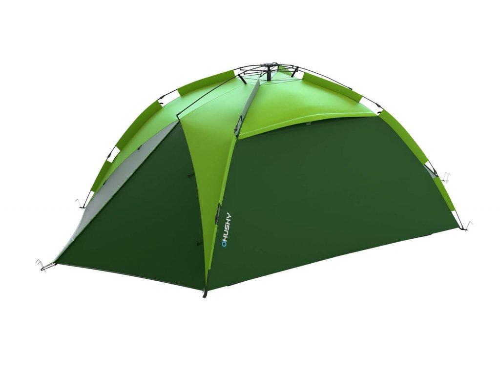 511778 husky stan outdoor compact beasy 4 zelena