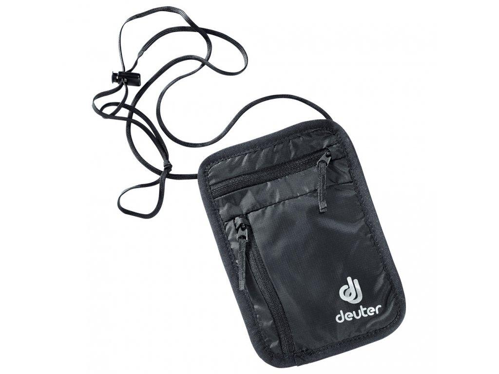 Deuter Security Wallet I (6) Black