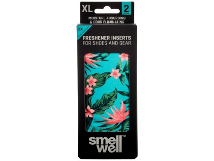 smell well active xl deodorizer tropical floral
