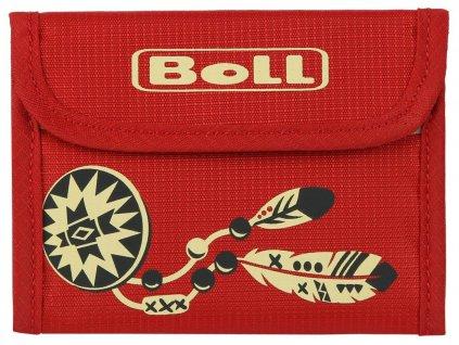 278474 boll kids wallet truered
