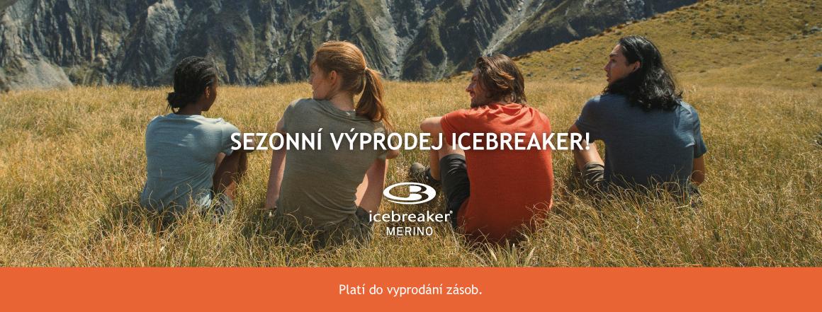 Sezonní výprodej značky Icebreaker!