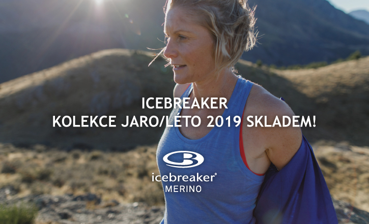 Kolekce Icebreaker Jaro/léto 2019