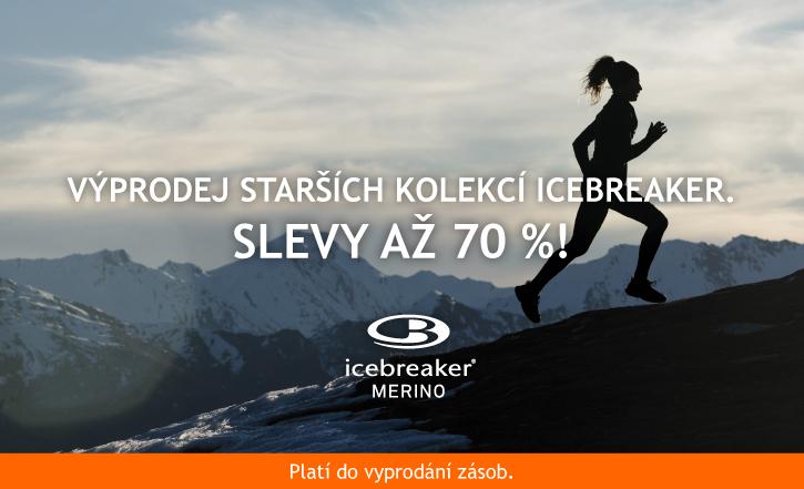 Výprodej starších kolekcí Icebreaker