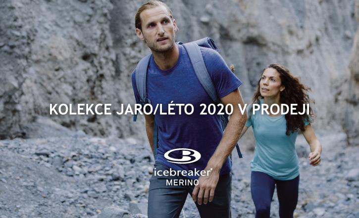 Icebreaker kolekce jaro/léto 2019