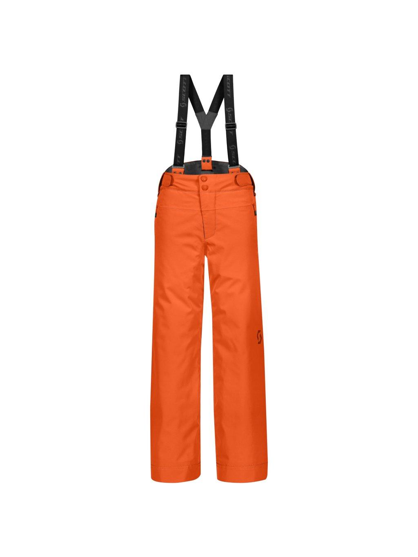 SCOTT Pant JR Vertic Dryo 10, orange pump