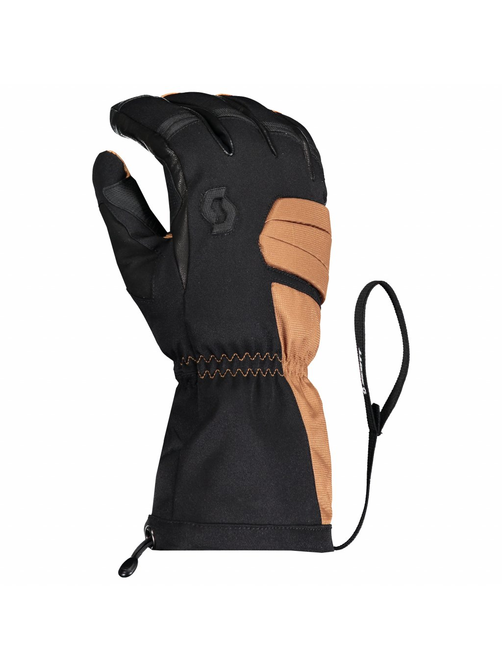 SCOTT Glove Ultimate Premium GTX, casual brown