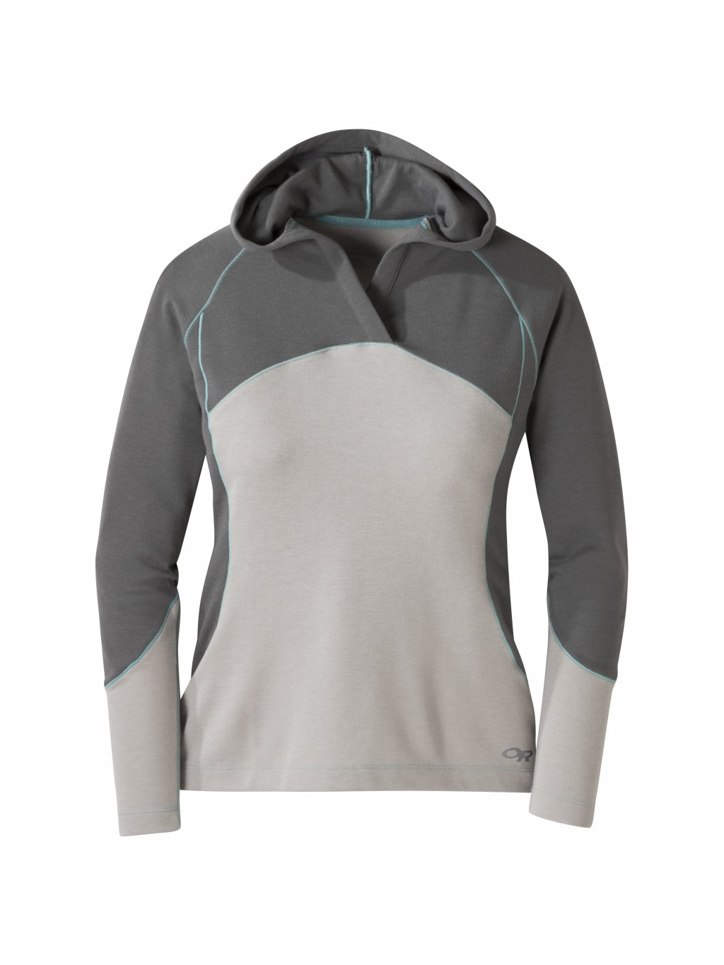 OUTDOOR RESEARCH Women's Blackridge Hoody, slate/pewter