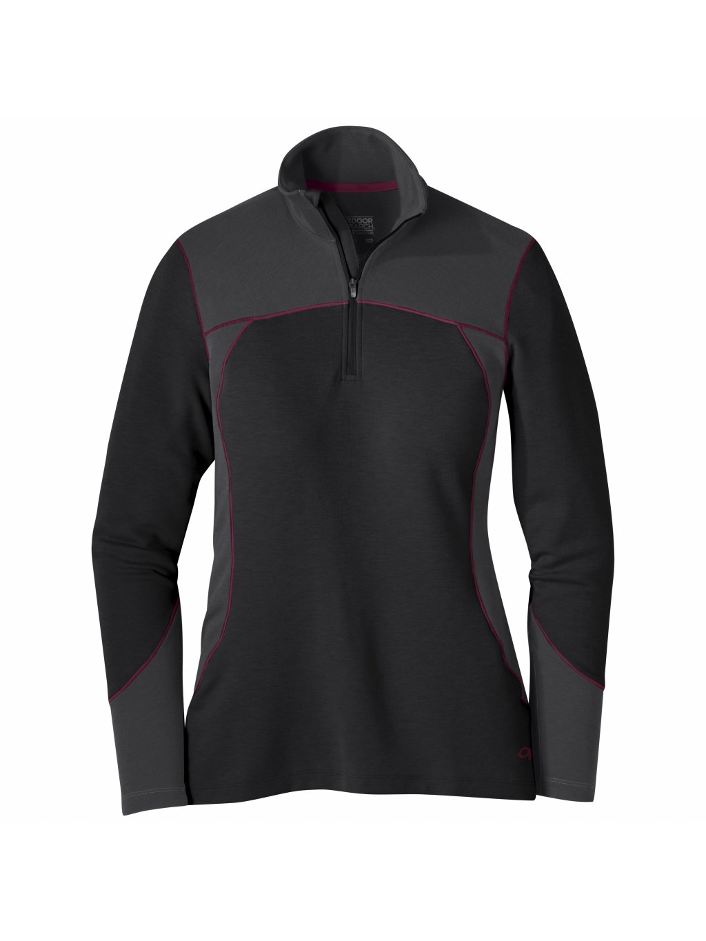 OUTDOOR RESEARCH Women's Blackridge Top 2, black/storm