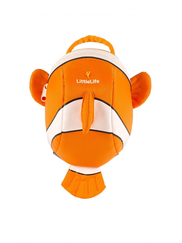L10810 animal backpack clownfish 4