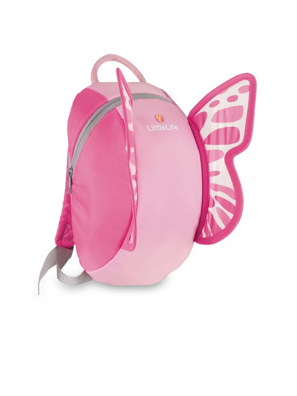 L12360 animal kids backpack butterfly 1