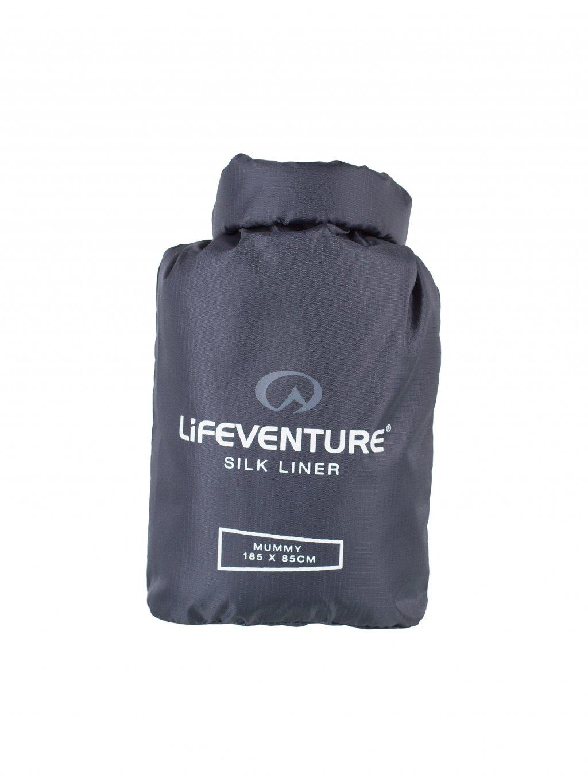 65615 silk sleeping bag liner mummy 2