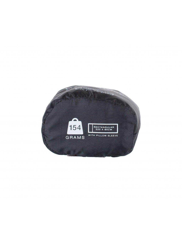 65660 silk ultimate sleeping bag liner rectangular 4