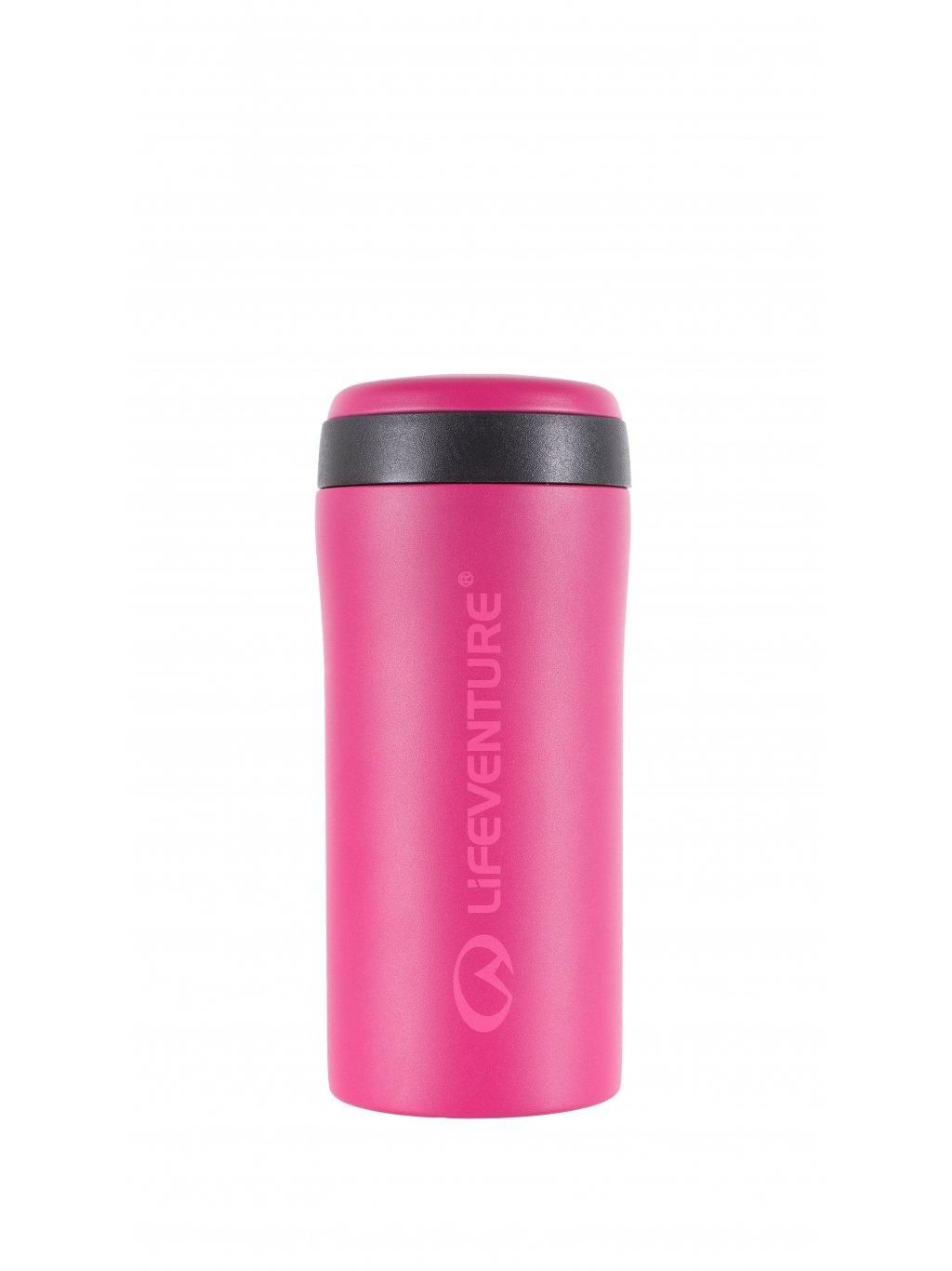 9530MP thermal mug matt pink 1