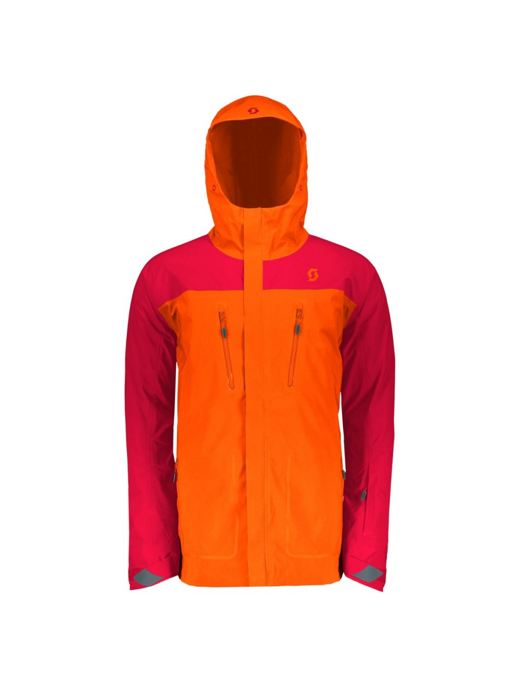 SCOTT Jacket Ultimate GTX mo re/roy re