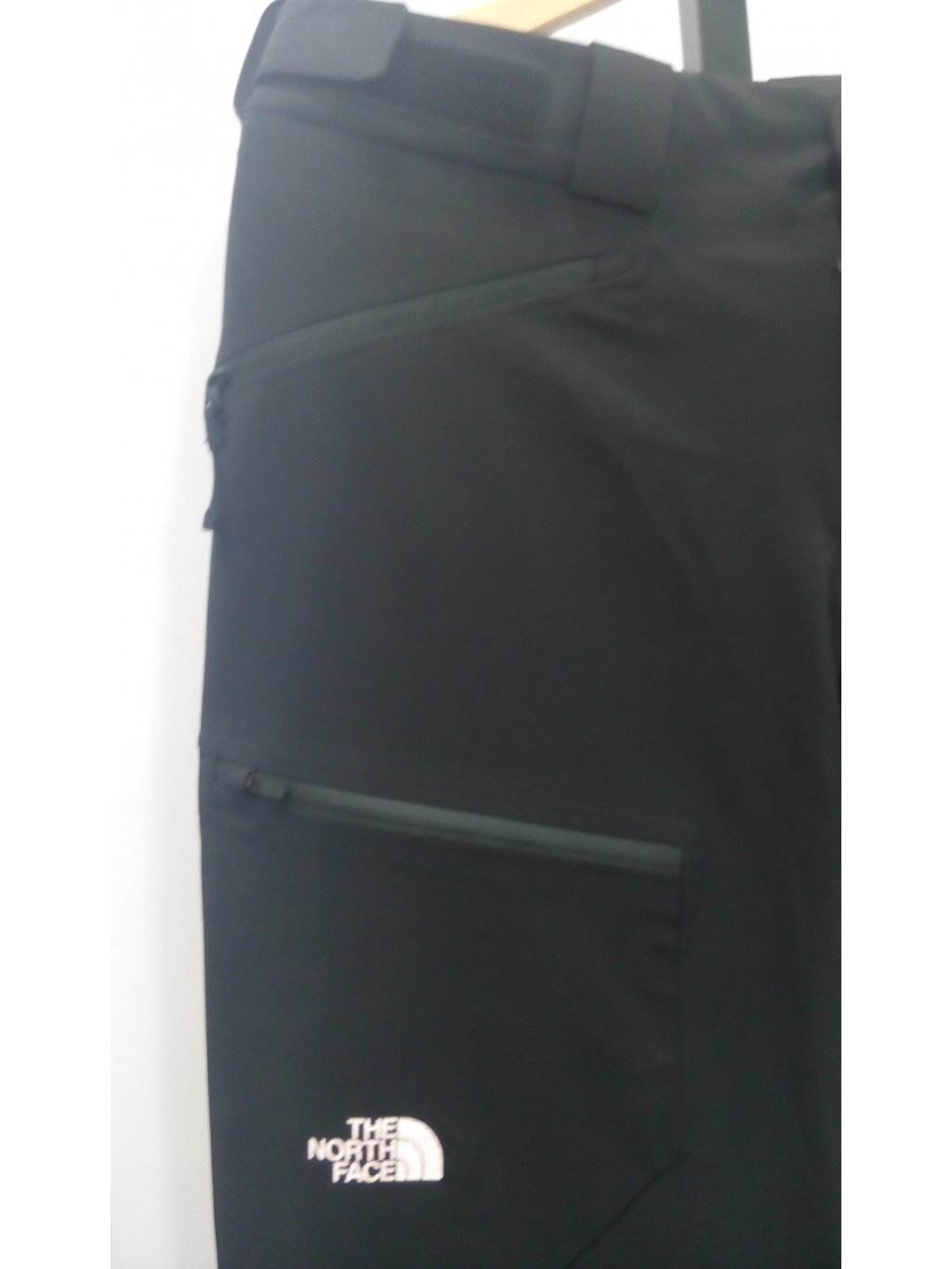 THE NORTH FACE W ASPECT PANT, BLACK