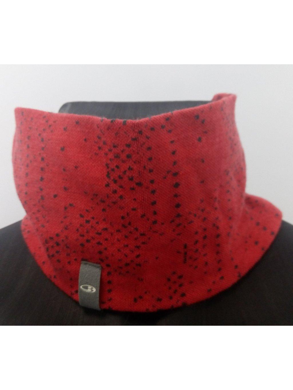 ICEBREAKER Adult Away Headband Showers, PoR/Msn
