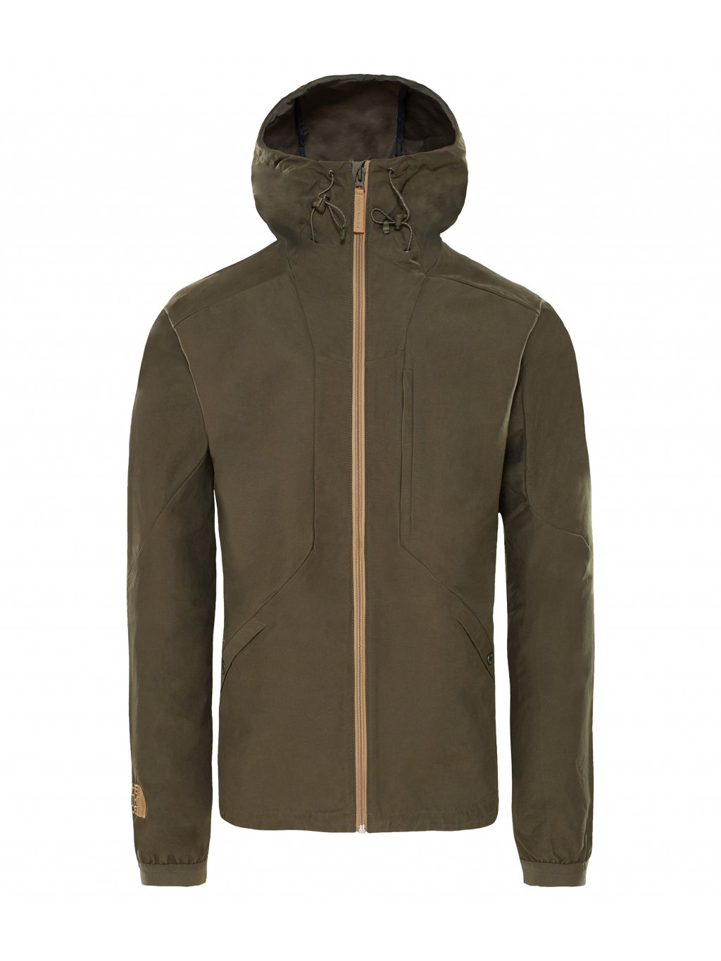 nieuwe collectie goede service word nieuw THE NORTH FACE M TKW EXPLORATION JACKET-EU, NEW TAUPE GREEN