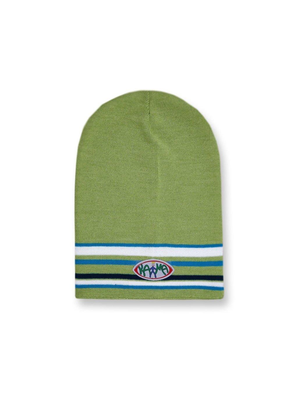 KAMA Dětská pletená čepice Kama B43