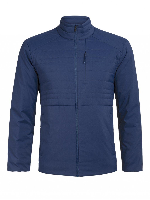 ICEBREAKER Mens Tropos Jacket, Estate Blue