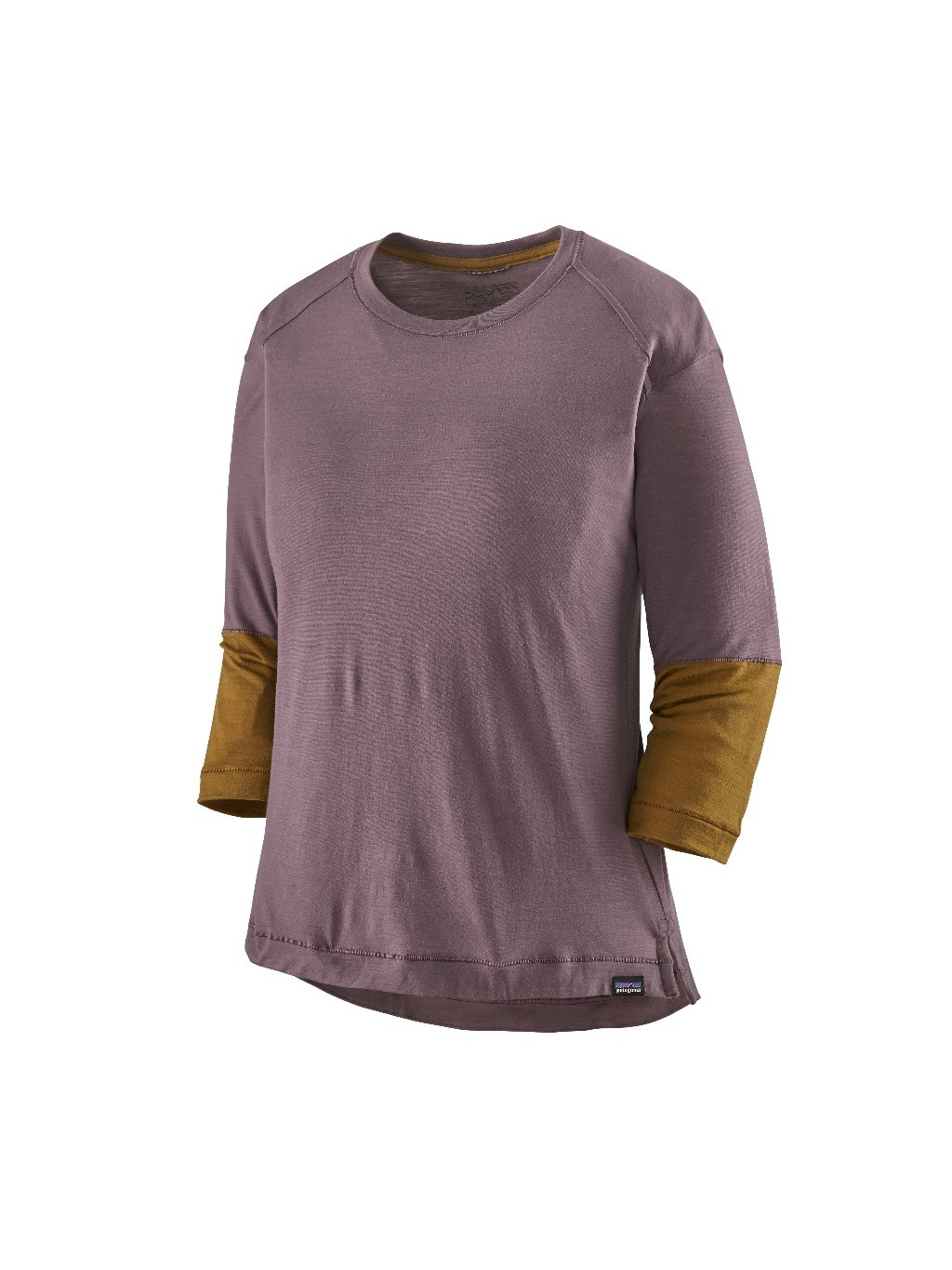 Patagonia W S Merino 3 4 Sleeve Bike Jersey Hysp Outdoor Outlets