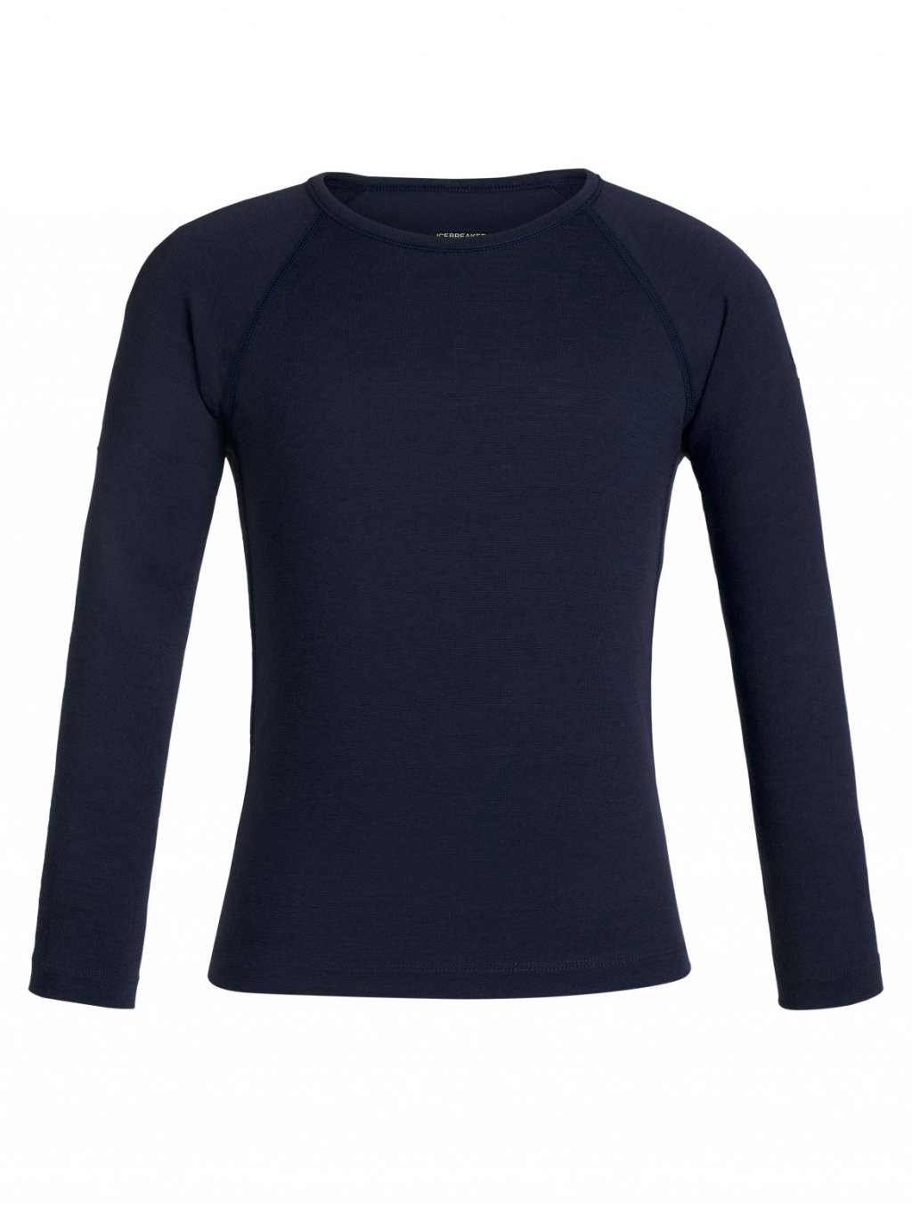 ICEBREAKER Kids 200 Oasis LS Crewe, Midnight Navy
