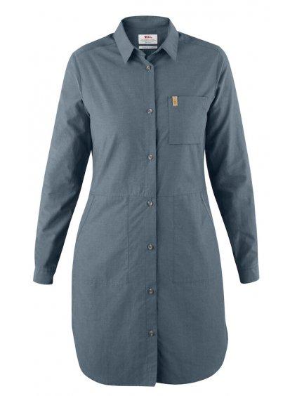 7323450516987 SS19 a oevik shirt dress w fjaellraeven 21