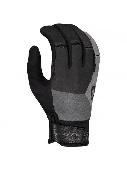 SCOTT Glove Explorair Ascent, black