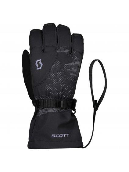 SCOTT Glove JR Ultimate Premium GTX, black