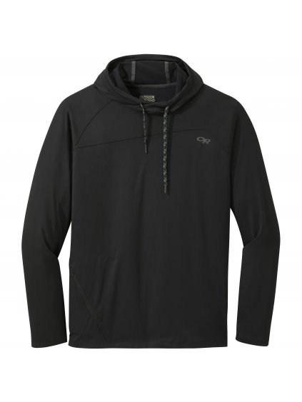 OUTDOOR RESEARCH Men's Chain Reaction Hoody, black