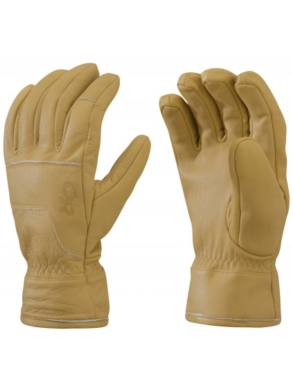 OUTDOOR RESEARCH Aksel Work Gloves, natural