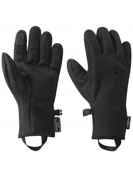 OUTDOOR RESEARCH Women's Gripper Sensor Gloves, black