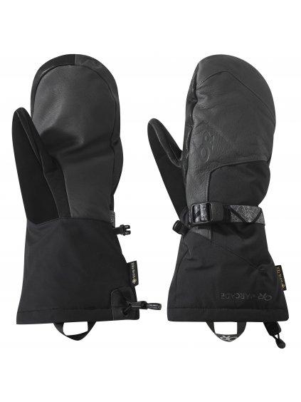 OUTDOOR RESEARCH Carbide Sensor Gloves, black