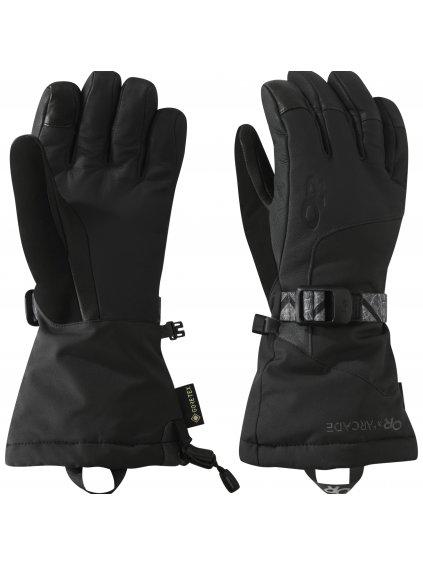 OUTDOOR RESEARCH Women's Carbide Sensor Gloves, black/storm